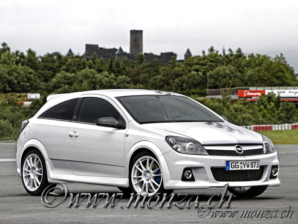 astra h opc nuernburgringedition